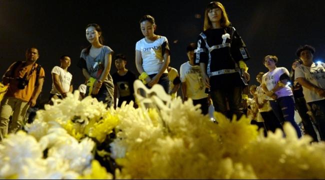 نجل قائد سابق للشرطة متورط في انفجارات تيانجين في الصين