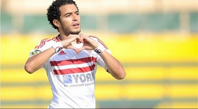 اللاعب المصري عمر جابر يخضع لإختبارات بوردو