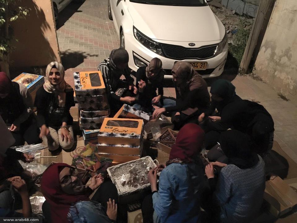 الناصرة: جهود لتسجيل 3 أرقام قياسية في جينيس