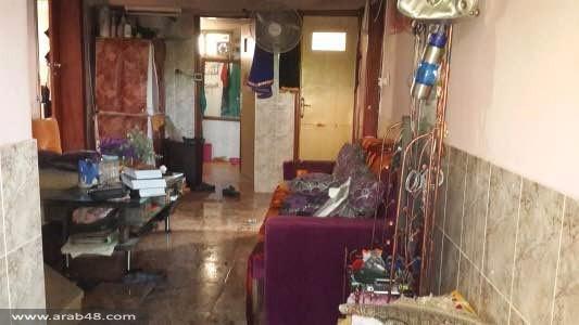 باقة الغربية: ألسنة اللهب تلتهم محتويات منزل