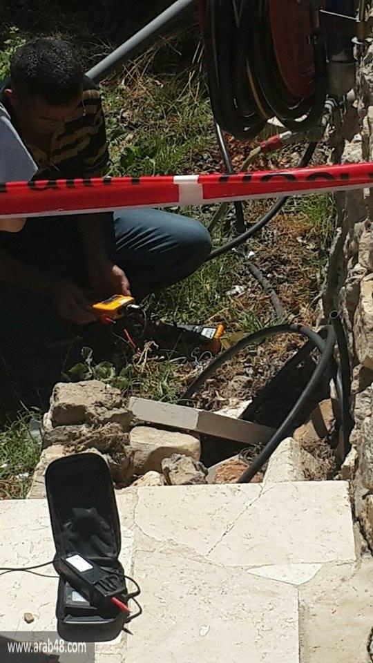 بيت جن: إصابة حرجة لطفلة بصعقة كهربائية