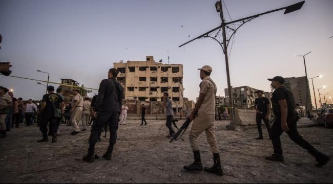 """""""ولاية سيناء"""" يتبنّى التفجير في شبرا"""