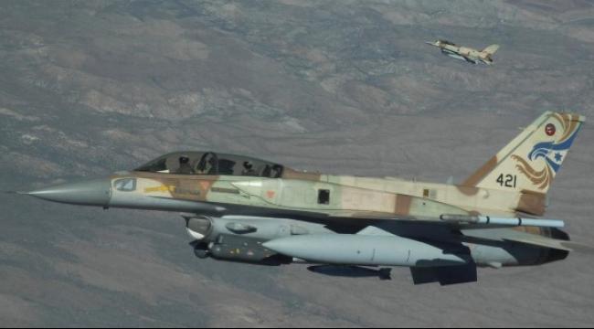 إسرائيل تقصف 8 مواقع داخل سوريا وسقوط قتلى سوريين