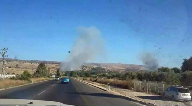 الجهاد الإسلامي تنفي إطلاقها صواريخ من سوريا على إسرائيل