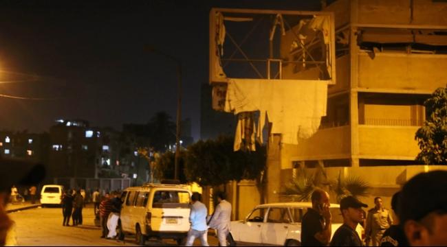 مصر: انفجار مفخخة في شبرا الخيمة