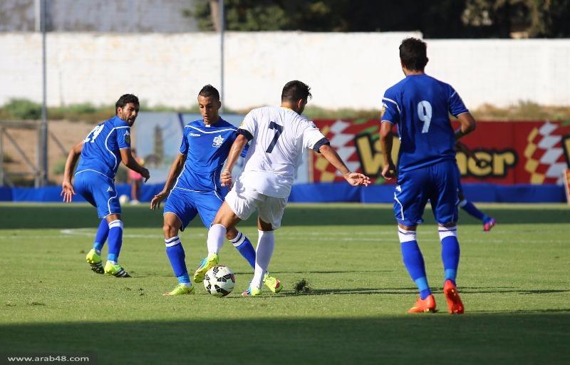 لوتشيانو يقود أخاء الناصرة للفوز على ع. كريات جات