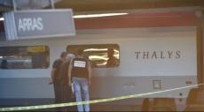 إصابة 3 أشخاص في عملية إطلاق نار على قطار سريع بفرنسا