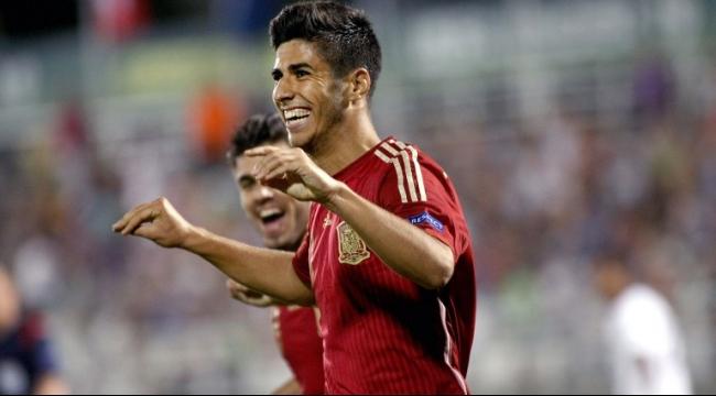اسبانيول يضم اسنسيو بالإعارة من ريال مدريد