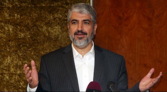 مشعل: غزة والضفة وحدة واحدة ونحن جزء من هذا النظام السياسي الفلسطيني