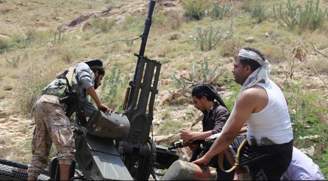 التحالف يشن غارات مكثّفة على مواقع الحوثيين في تعز