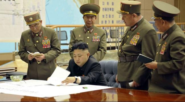كوريا الشمالية تضع قواتها في حالة استعداد قتالي كامل