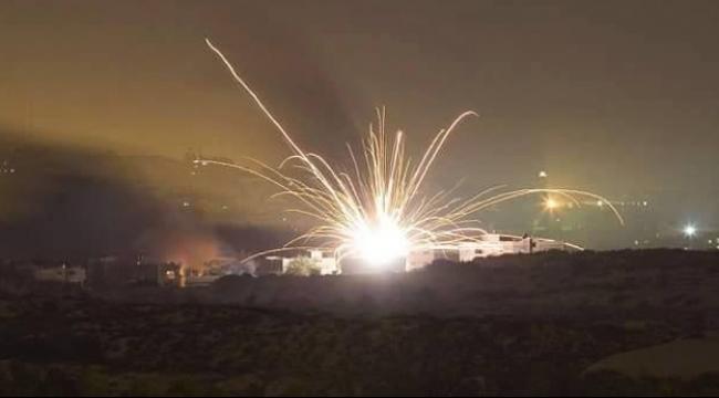 سوريا: مقتل جندي وإصابة 7 آخرين بقصف إسرائيلي
