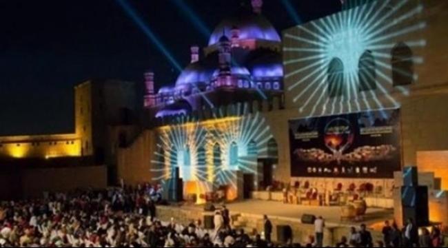 مصر: افتتاح مهرجان قلعة صلاح الدين بمزيج من الترانيم والإنشاد