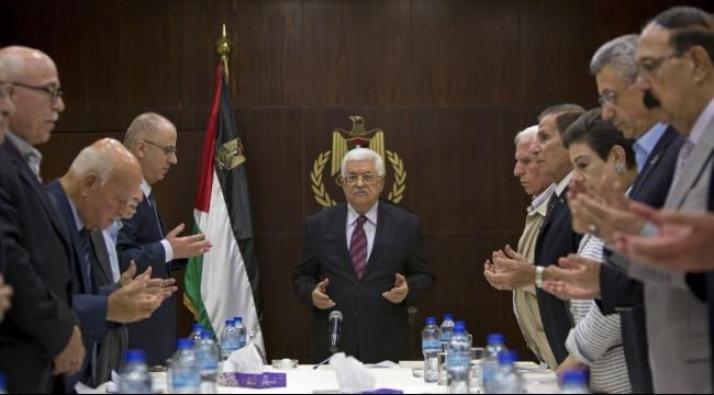 دعوة المجلس الوطني للانعقاد خلال شهر بعد استقالة عباس