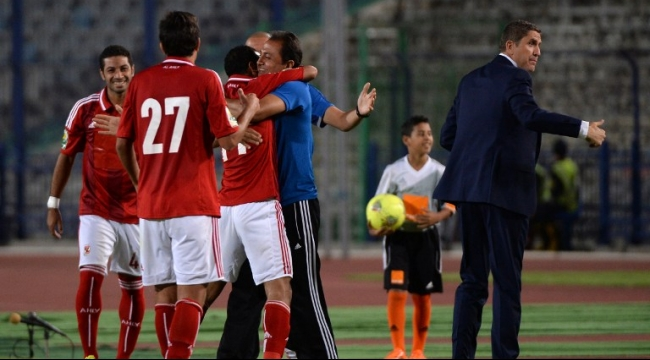 انطوي يقود الأهلي لنصف نهائي كأس الاتحاد الأفريقي