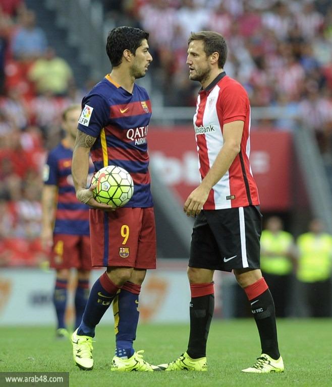 برشلونة يثأر من بيلباو بهدف نظيف بافتتاحية الدوري