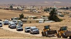 النقب: آليات وجرافات إسرائيلية تداهم أم الحيران