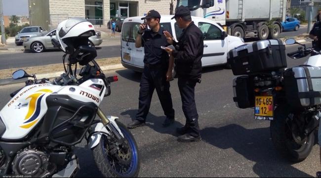 ترشيحا: الشرطة تحرر 23 مخالفة ضد الدراجات النارية