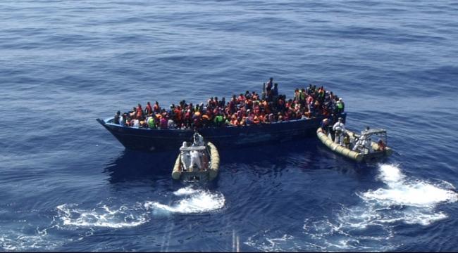 إيطاليا: إنقاذ 3 آلاف مهاجر خلال يوم واحد
