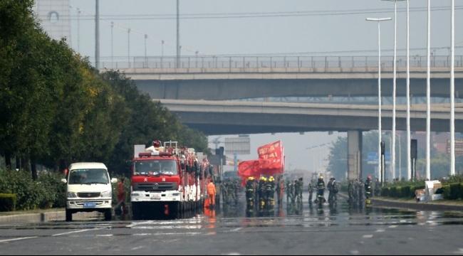 الصين: قتيل و9 جرحى بانفجار في مصنع كيماويات