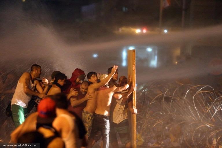 لبنان: قتيل وأكثر من 70 مصابًا في اشتباكات الليلة الماضية