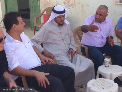 النقب: خيمة اعتصام ومظاهرة الخميس في أم الحيران