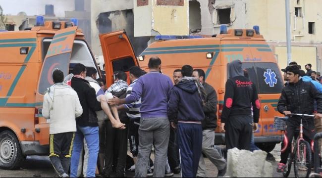 مصر: مقتل شرطيين وإصابة 24 آخرين في هجوم على حافلة