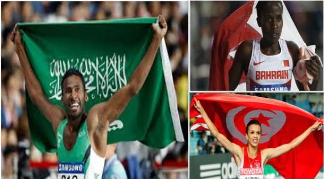 بكين: المتسابقون العرب يقتربون من الميداليات الذهبية