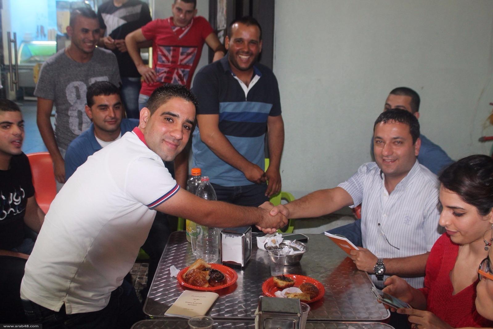 إكسال: التجمع ينتخب عبد الحليم دراوشة سكرتيرا للفرع