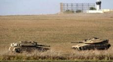توغل إسرائيلي شمال قطاع غزة