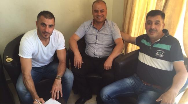 جعفر بدران يتولى تدريب حراس مرمى أخاء الناصرة