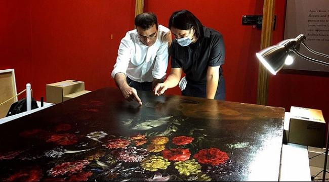 (فيديو) بعدما أتلفها طفل: عودة لوحة عمرها 350 عاما للعرض