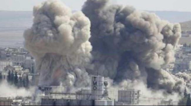 سورية: ناشطون يوثقون هجوما بالأسلحة الكيماوية