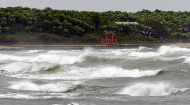 إعصار يضرب اليابان ودعوة لإجلاء 280 ألفا