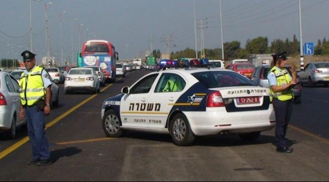باقة الغربية: إصابات متفاوتة في تصادم عدة مركبات