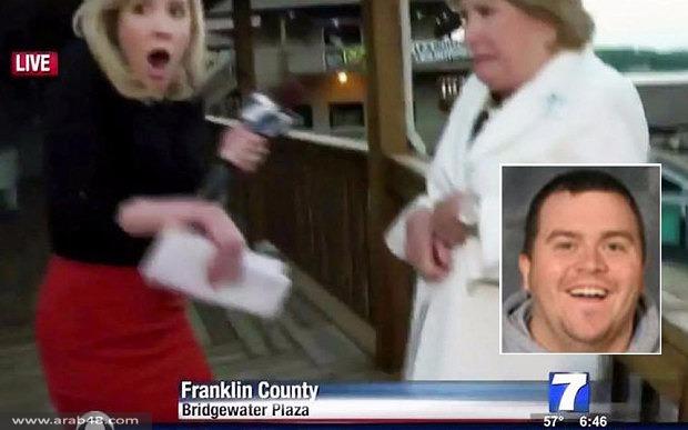 (فيديو) مقتل صحافيين في تلفزيون فيرجينيا على الهواء
