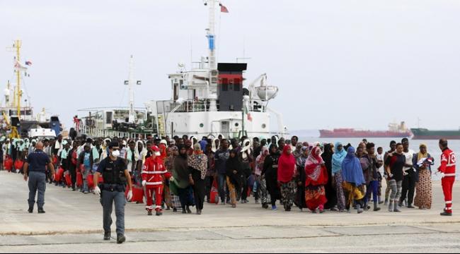 العثور على جثث 50 مهاجرا قبالة سواحل ليبيا