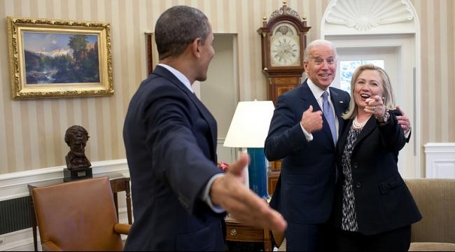 رئاسيات أميركا: كلينتون ما زالت تتصدر رغم احتمال ترشح بايدن