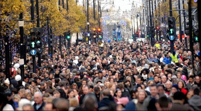 دراسة: لندن أكثر مدن أوروبا ازدحامًا