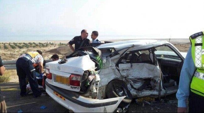 2015: 68 عربيا لقوا مصرعهم بحوادث سير