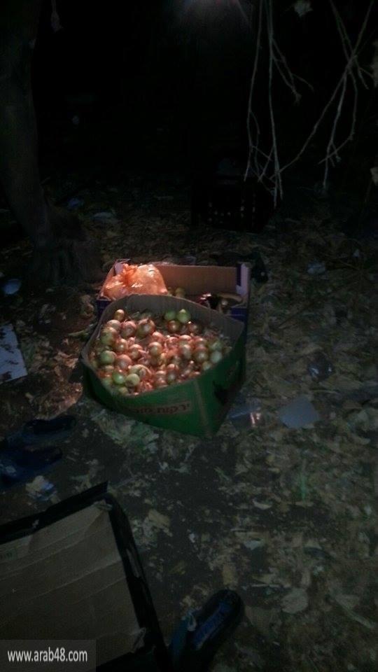 الشرطة تطارد العمال الفلسطينيين في الداخل