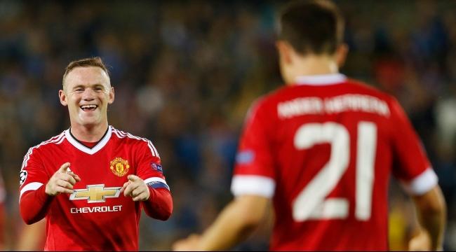 مانشستر يونايتد يسحق كلوب بروج ويتأهل لدوري الأبطال