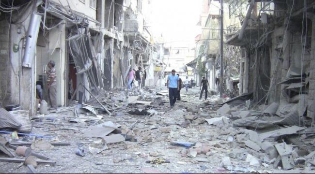 سورية: هدنة بين المعارضة والنظام في ثلاث بلدات