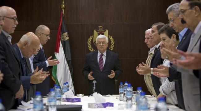 جلسة للمجلس الوطني الفلسطيني في منتصف أيلول