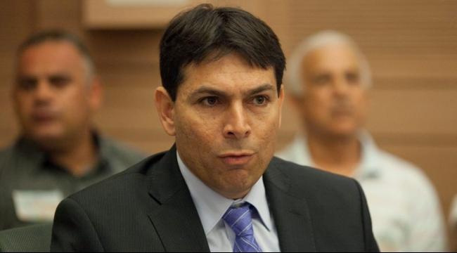 الحكومة الإسرائيلية تقر تعيين دانون سفيرا بالأمم المتحدة