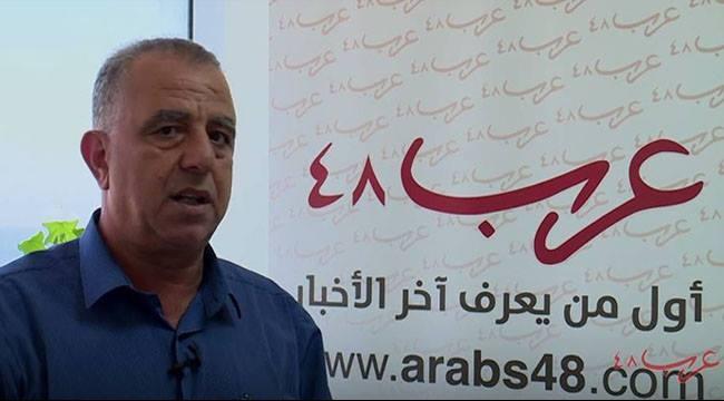 """سلطاني لـ""""عرب 48"""": الإضراب قد يطول لأكثر من يومين"""