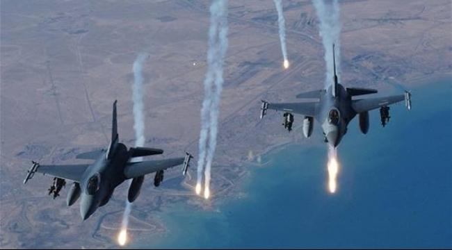 """أميركا وحلفاؤها يشنون 21 ضربة جوية ضد """"داعش"""" بالعراق"""