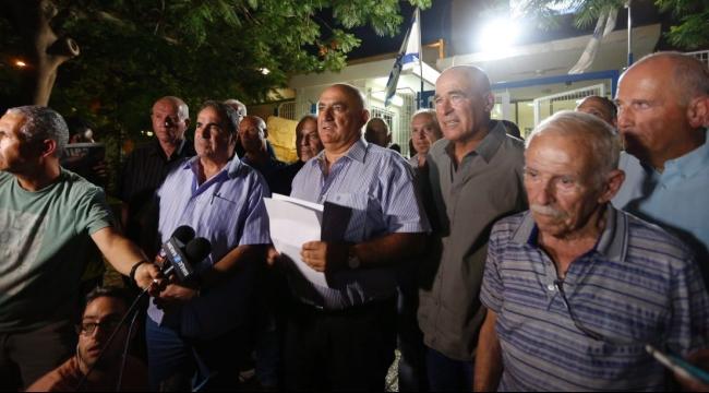 ضباط شرطة إسرائيلية متقاعدون ضد تعيين هيرش مفتشا