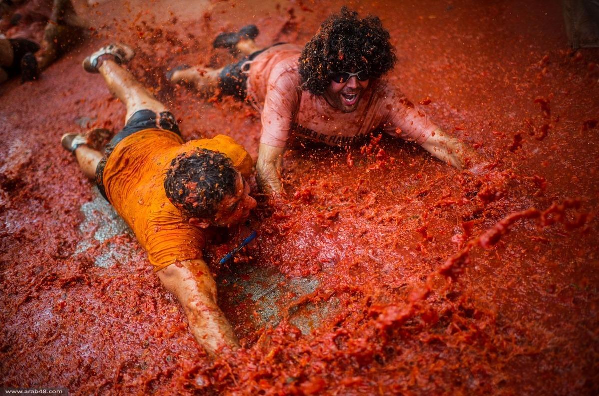(صور) تعرّفوا على تاريخ معركة البندورة
