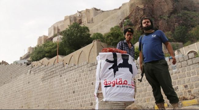 الجيش اليمني ضم 4800 مقاتل من المقاومة الشعبية